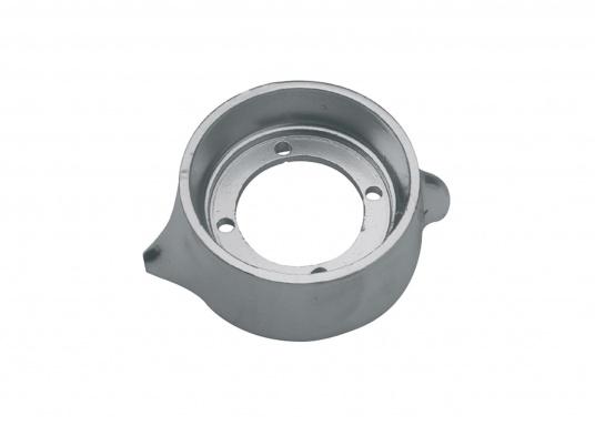 Anode pour Saildrive 110S Volvo Penta. En zinc, aluminium et magnésium. Référence d'origine : 875812.