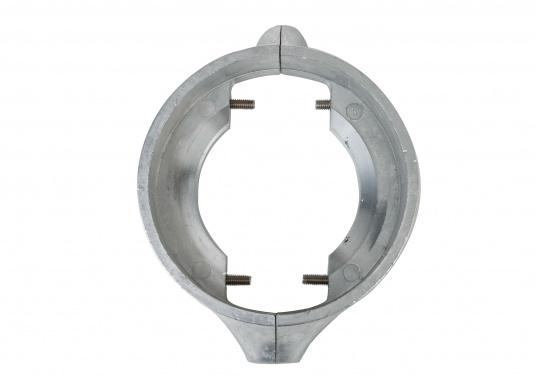 Passende Ring-Anoden für VOLVO PENTA Saildrive 120S. Erhältlich in Zink, Aluminium und Magnesium. Original Teilenummer: 851983.