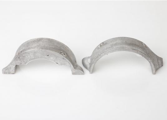 Passende Ring-Anoden für VOLVO PENTA Saildrive 120S. Erhältlich in Zink, Aluminium und Magnesium. Original Teilenummer: 851983. (Bild 5 von 7)
