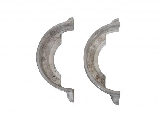 Passende Ring-Anoden für VOLVO PENTA Saildrive 120S. Erhältlich in Zink, Aluminium und Magnesium. Original Teilenummer: 851983. (Bild 6 von 7)