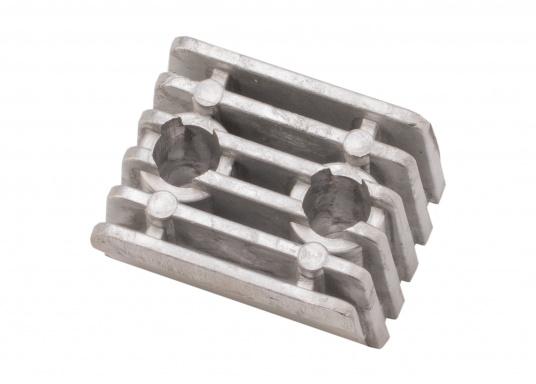 Passende Motor-Anoden für VOLVO PENTA-Motoren der Serie DPX. Erhältlich in Zink, Aluminium und Magnesium. Original Teilenummer: 873395.