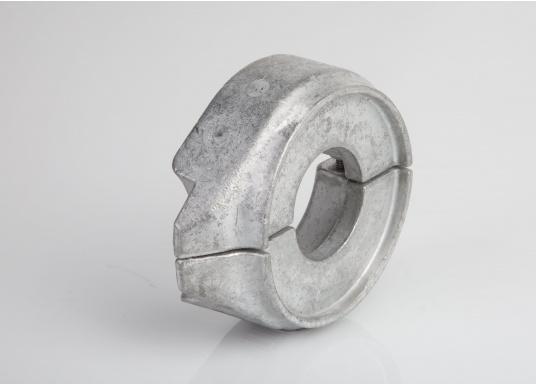 Passende Anoden für VOLVO PENTA-Saildrive 130 und 150. Erhältlich in Zink, Aluminium und Magnesium. Original Teilenummer: 3888305, 3586963, 22651246. (Bild 5 von 7)
