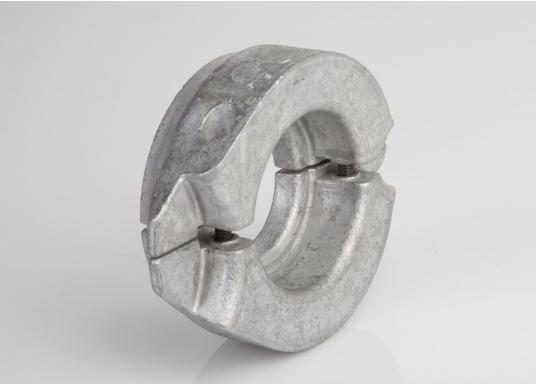 Passende Anoden für VOLVO PENTA-Saildrive 130 und 150. Erhältlich in Zink, Aluminium und Magnesium. Original Teilenummer: 3888305, 3586963, 22651246. (Bild 6 von 7)