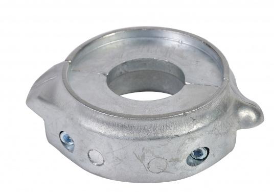 Passende Anoden für VOLVO PENTA-Saildrive 130 und 150. Erhältlich in Zink, Aluminium und Magnesium. Original Teilenummer: 3888305, 3586963, 22651246. (Bild 3 von 7)
