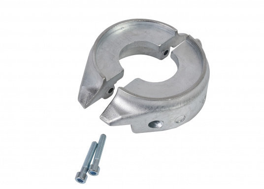Anodes for VOLVO PENTA-Saildrive 130 and 150. Available in zinc, aluminium and magnesium. Original part number:3888305,3586963,22651246