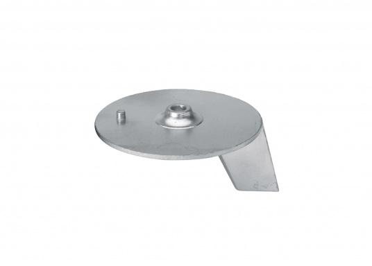 Passende Anoden für Yamaha- und Mariner Außenborder mit 20, 25, 30 und 70 PS. Erhältlich in Zink, Aluminium und Magnesium. Original Teilenummer: 664-45371-01.