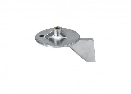 """Motor anode for Yamaha and Mariner 220 HP motors. Available in zinc, magnesium and aluminium. Part #6J9-45371-02."""""""