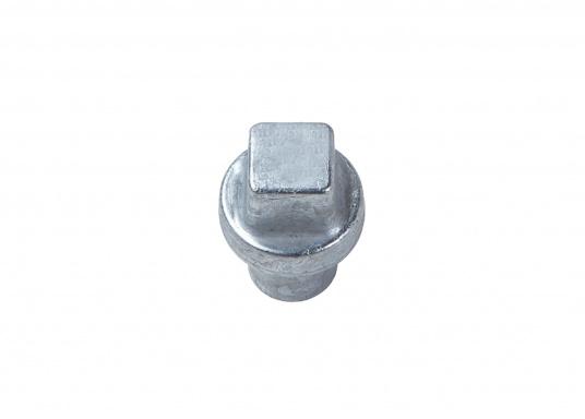 "Zinc anode for Yamaha and Mariner motors. Part #67F-11325-01."""