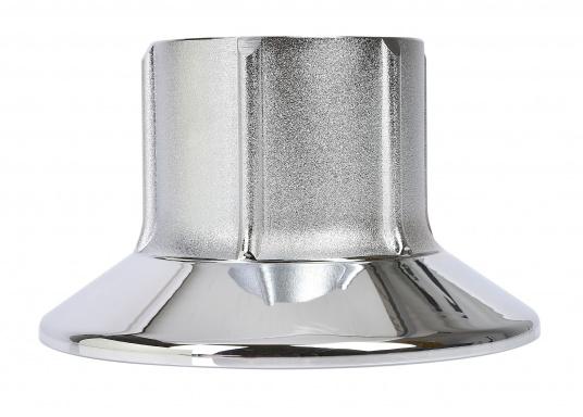 Für die Ankerwinde FALKON bieten wir Ihnen das Unterteil der Trommel an. Material aus bronze verchromt. (Bild 3 von 3)