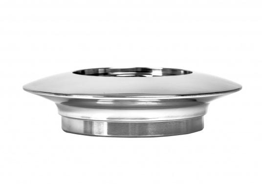 Für die Ankerwinde FALKON, bieten wir Ihnen das Oberteil der Trommel an. Material aus bronze verchromt. (Bild 2 von 3)