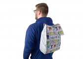 DANCING Backpack Cooler