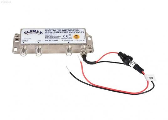 GLOMEX Glomex 50023/14 TV Antenna Amplifier only 109,95