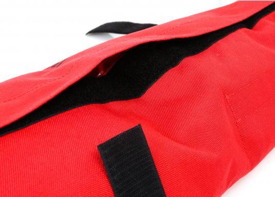 Diese hochfesten Aufbewahrungstaschen dienen der sicheren und leichten Aufbewahrung Ihres FORTRESS Ankers samt Zubehör. Die Taschen bieten ausreichend Platz für den Anker sowie sämtliches Material. (Bild 4 von 4)