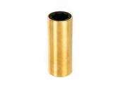 Rubber Shaft Bearing / metric inside measurement, metric outside, brass