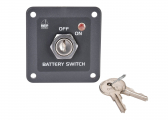 BEPMARINE 722-KS Switch Panel with LED Operation Indicator