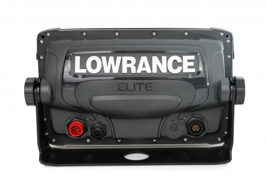 Lowrance® Elite-9Ti ist ein Touchscreen-Fischfinder/Kartenplotter, der eine breite Palette von Funktionen und Features bietet. (Bild 3 von 8)