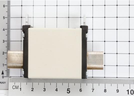 """Originale Bavaria Sicherungen """"NH00"""" von FERRAZ. Die Gesamtlänge beträgt 78 mm. Erhältlich in verschiedenen Ausführungen. (Bild 7 von 12)"""