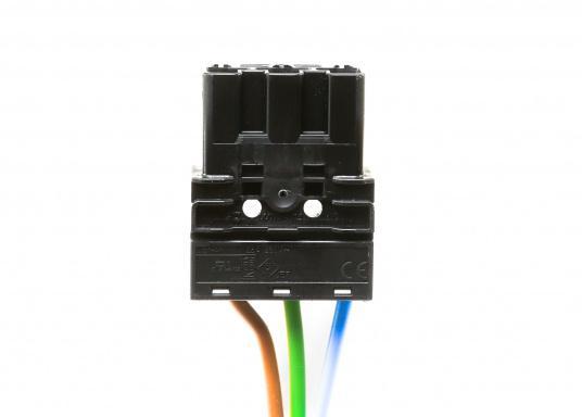 Originaler Kabelsatz bestehend aus einem Stecker und einer Steckdose für Ihre Yacht von BAVARIA. Kabellänge: 700 mm. (Bild 2 von 4)
