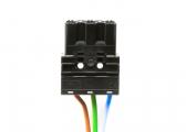 Raccord câble + prise