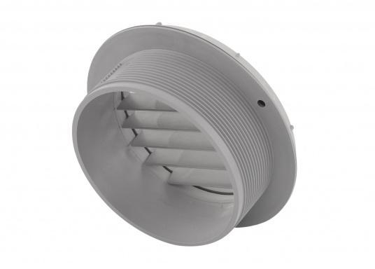 Ausströmer von webasto mit geraden Lamellen. Passend für die 90 mm Überwurfmutter. (Bild 3 von 3)
