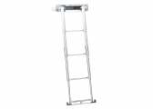 Telescopic Swimming Ladder in Box / 4-steps