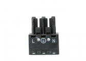 Socket / 3-pin