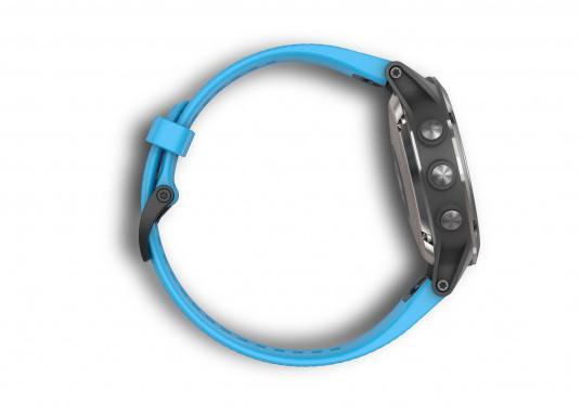 Die Smart-Watch die perfekt für den Wassersport geeignet ist. (Bild 5 von 6)