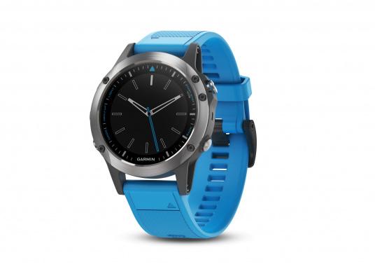 Die Smart-Watch die perfekt für den Wassersport geeignet ist. (Bild 6 von 6)