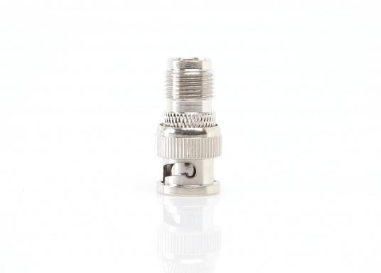 Adapter TNC-Buchse / BNC-Stecker (Bild 2 von 4)