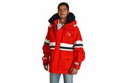 Imágen de Performance III Men's Offshore Jacket / red