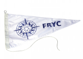 Club Burgee for Friedrichsdorfer Yachtclubs (German registered association)