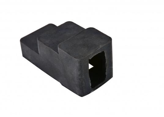 Originale Bavaria Batteriepol-Abdeckung aus Gummi zum Schutz der Batterieanschlüsse vor Verschmutzung und insbesondere als Kontaktschutz zur Vorbeugung von Kurzschlüssen.