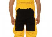 OCEAN MANDURAH Trousers / yellow
