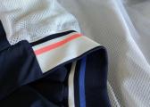 Blouson Club sport / bleu marine