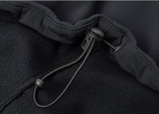 Die sportliche SEATEC Softshell-Jacke ist atmungsaktiv und bietet hohen Tragekomfort. Das Außenmaterial ist wind- und wasserabweisend. (Bild 10 von 11)