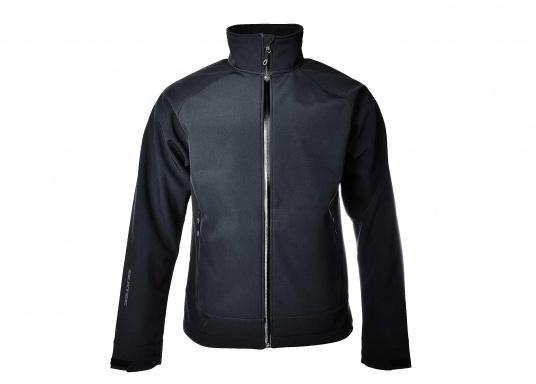 Die sportliche SEATEC Softshell-Jacke ist atmungsaktiv und bietet hohen Tragekomfort. Das Außenmaterial ist wind- und wasserabweisend. (Bild 2 von 11)