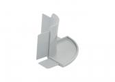 Angle Piece for Entrance Profile Aludur