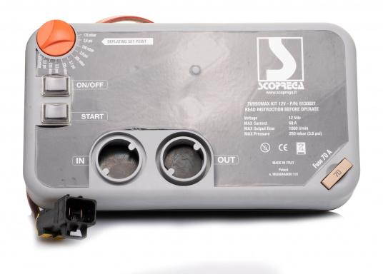 Originaler Elektrischer Kompressor für Ihre Yacht von Bavaria. 12 V.