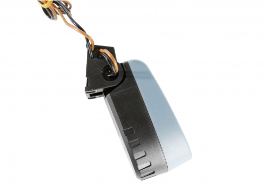 Originaler, elektrischer Schwimmerschalter von Whale für elektrische Lenzpumpen bis max. 15 Ampere Ihrer Yacht von BAVARIA. Die Montage kann am Boden oder am Schott erfolgen. (Bild 2 von 2)