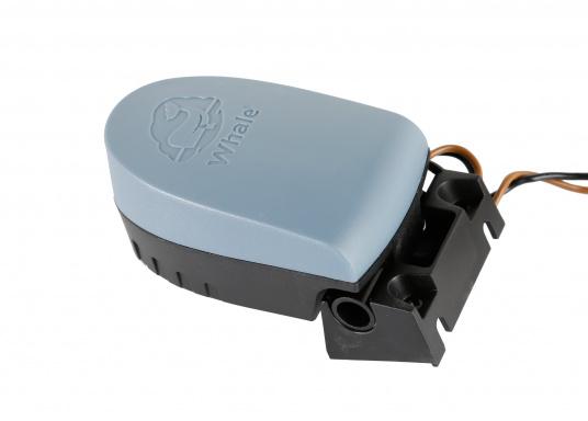 Originaler, elektrischer Schwimmerschalter von Whale für elektrische Lenzpumpen bis max. 15 Ampere Ihrer Yacht von BAVARIA. Die Montage kann am Boden oder am Schott erfolgen.