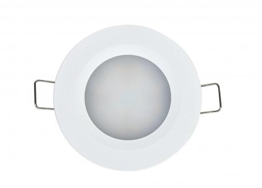 Originale Himmel-LEDvon Bavaria in weiß. Spannung: 12 V. Stromaufnahme: 2 W. Lichtfarbe: weiß-rot.