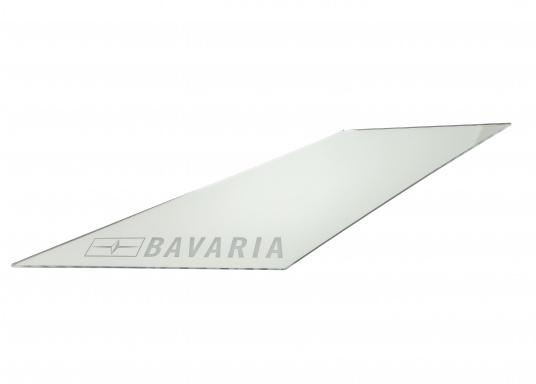 BAVARIA Blende Beleuchtung B-Säule innen MC22. Erhältlich für Steuer- und Backbord.