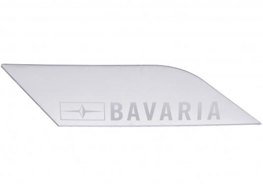 BAVARIA Blende Beleuchtung B-Säule innen MC52. Erhältlich für Steuer- und Backbord.