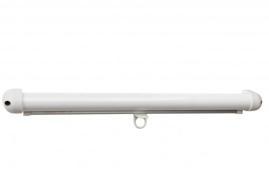 Originales Kassettenrollo für Ihre Yacht von BAVARIA. Die Abmessungen des Rollos betragen (L x B): 470 x 355 mm. Farbe: weiß. (Bild 2 von 2)