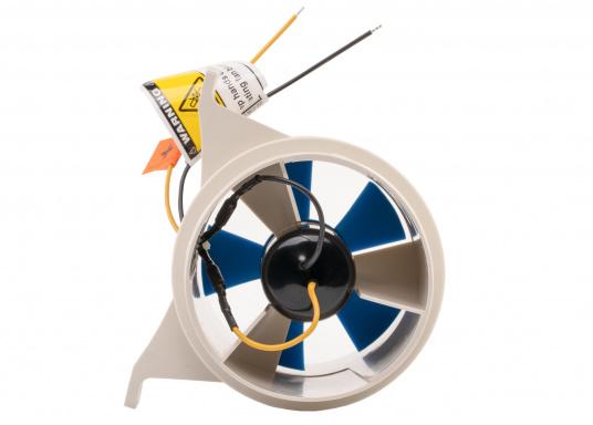 """Motorraumlüfter für Ihre Yacht von BAVARIA. 24 Volt. Für eine 4"""" Rohrleitung geeignet. (Bild 4 von 5)"""