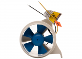 Engine room fan / 24V