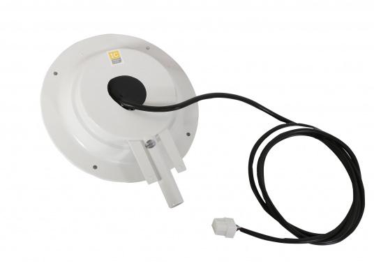 Originale Whale Ablaufgarnitur GulleyIC für die Dusche Ihrer Yacht von BAVARIA. In Kombination mit der Gulper IC-Pumpe wird das Abwasser automatisch abgepumpt, sobald es die Ablaufgarnitur betritt.  (Bild 3 von 5)