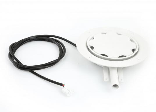 Originale Whale Ablaufgarnitur GulleyIC für die Dusche Ihrer Yacht von BAVARIA. In Kombination mit der Gulper IC-Pumpe wird das Abwasser automatisch abgepumpt, sobald es die Ablaufgarnitur betritt.  (Bild 5 von 5)