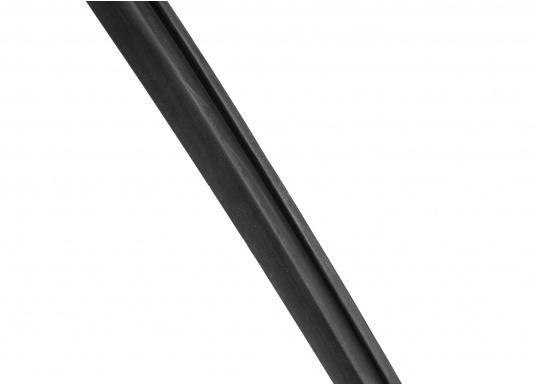 BAVARIADichtung(schräg) für das Decksaufbaufenster mit den Maßen: 698 x 190 mm (Bild 2 von 2)