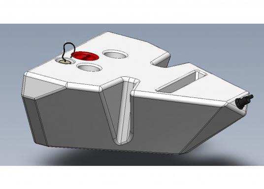 BAVARIAKS-Frischwassertank W 150 B (Bild 2 von 3)